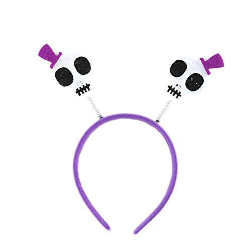 Halloween Haarband Festival Haarband Halloween Kürbis Hut Spinnen Zauberer Hut Kopfbedeckung für Halloween Bar KTV Party Ball Geburtstag Party