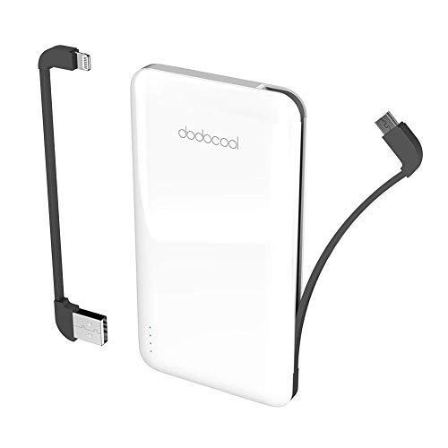 dodocool Caricatore Portatile 20100 mAh Power Bank,PD 45W 3 Porte con Tipo C USB e Doppia Uscita USB, per Apple MacBook,iPhone X/ 8 Plus/ 8,Samsung Galaxy S8,Huawei MateBook X Nero (Bianco)