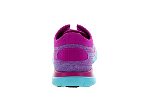Nike - Wmns Free 4.0, - Donna Rosa (rosa)