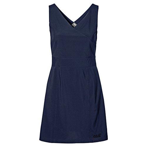 c3e3d17cc02 Jack Wolfskin Damen Kleid Wahia Dress midnight blue -referencement ...