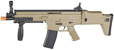 FN SCAR-L TAN 200705 airsoft muelle