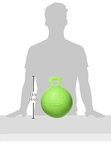 WALDHAUSEN JOLLY Ball, Apfel-Duft, grün, 25 cm, grün Apfel-Duft