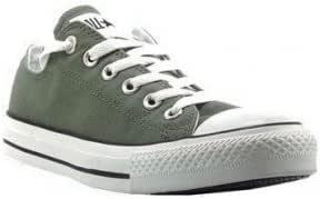 Converse Basse Vert Kaki: Amazon.fr: Chaussures et Sacs