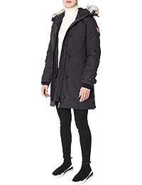 0dc3753ec637 Canada Goose Women s 2090L67 Blue Polyester Jacket