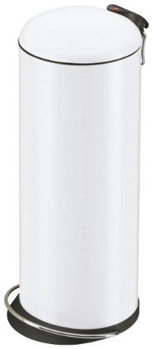 Hailo 0523-219, TOPdesign L, Tret-Abfallsammler, 24 Liter, verschiedene Farben