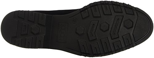 Cult Rose Cle102661, Scarpe Low-Top Donna Nero