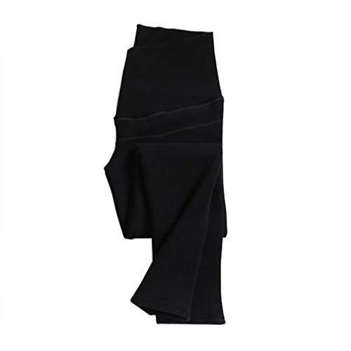 Gagacity Premama Leggings Invierno Pantalones Premama