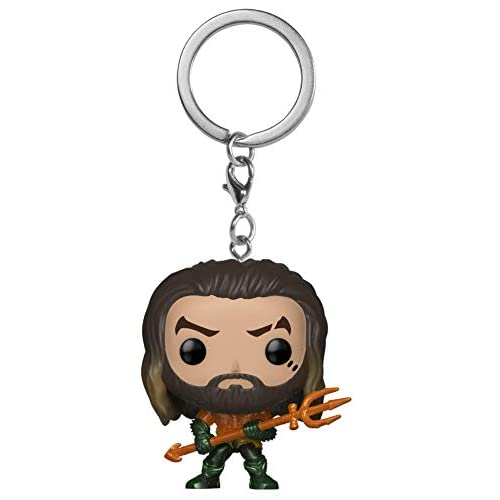 Funko 31191 Pocket POP Keychain: Aquaman: Arthur Curry as Gladiator 2
