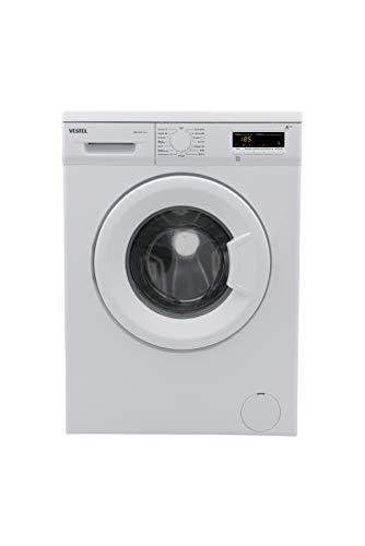 Vestel WMV 9421 Waschmaschine Frontlader / 195 kWh/Jahr / 1200 UpM / 7 kg / 10.337 L/Jahr / Startzeitvorwahl