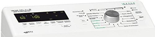 Bauknecht WMT EcoStar 65Z BW Waschmaschine Toplader / A+++  / 1200 UpM / 6.5 kg / Weiß / ZenTechnologie / Super Silent /E8 display / Vollwasserschutz - 3