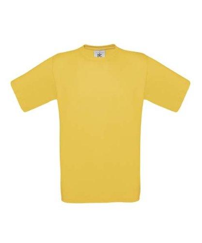 T-Shirt 'Exact 150' Used Yellow