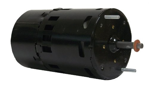 Fasco D408 3.3-Inch Diameter Shaded Pole Motor, 1/150 HP, 115 Volts, 3000 RPM, 1 Speed, 0.5 Amps, CW Rotation, Sleeve Bearing by Fasco (Pole Shaded)