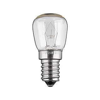 Goobay 9740 Backofenlampe, 15 W, Sockel E14, 50 lm