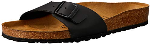 Birkenstock Madrid, Mules, Noir 40 EU (normal)