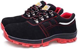 Scarpe da Trail Trail Trail Running Scarpe antinfortunistiche per la sicurezza, scarpe da montagna, formazione assicurativa sul lavoro, tela a bassa usura, antiscivolo, scarpe da cantiere stivali da ingegnere B07HDBV8MY Parent   Alta qualità e basso sforzo    Garanz a944c5