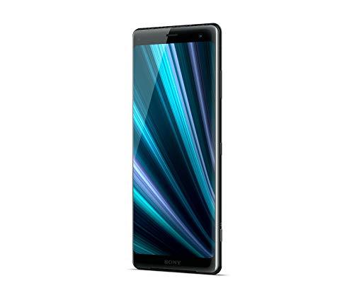 "Sony Xperia XZ3 15,2 cm (6"") 4 GB 64 GB SIM Doble 4G Negro 3330 mAh - Smartphone (15,2 cm (6""), 2880 x 1440 Pixeles, 4 GB, 64 GB, 19 MP, Negro)"