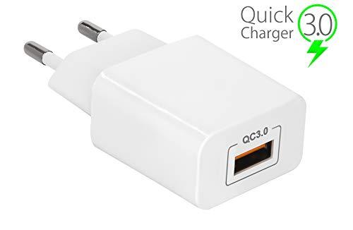 MyGadget Encufe Pared Quick Charge QC 3.0 18W - Cargador