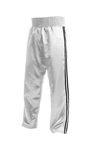adidas Hose Kickboxen Kick Pants, Weiß, 170