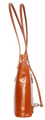 In pelle italiana, borsetta, borsa o zaino.Versioni di medie e grandi dimensioni.Include una custodia protettiva marca. Media Tan