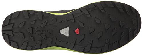 SALOMON XA ENDURO BLEUE Chaussures trail salomon Black Lime Green Black