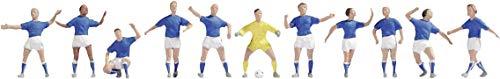 NOCH - 15975 - vía H0 - Italia Equipo de Fútbol - Multicolor