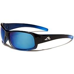 Arctic Blue Unisex Sonnenbrillen - Sport - Radfahren - Skifahren - Laufen - Autofahren (Bluetech Lense Technologie)