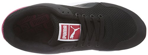 Puma Xt 0 Filtered Wn's Damen Sneakers Schwarz (black-rose red-rose red 04)