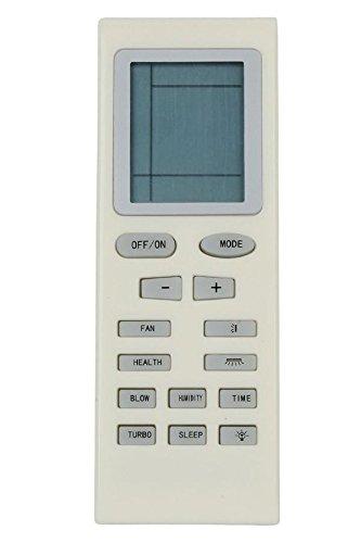 Tandav Universal AC Compatible Remote Contol For ELECTROLUX / VOLTAS / GODREJ / ONIDA / VIDEOCON Air Conditioner