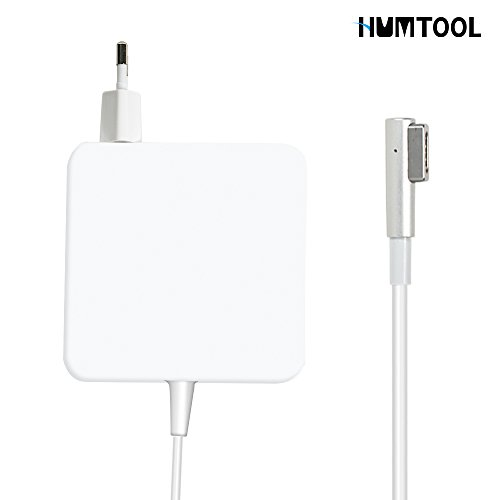 Humtool Adaptador Corriente 60W MagSafe 1 MacBook