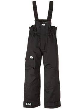 Helly Hansen Jr Salt - Pantalones para niños, color negro, talla 14