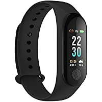 M4 Smart Fitness Band for Xiaomi Redmi 8A Sports Smart Fitness Band 2 Bracelet/Fitband, Heart Rate Monitor Sensor M2 OLED Bluetooth Wristband Waterproof Sports Health Activity Tracker Watch