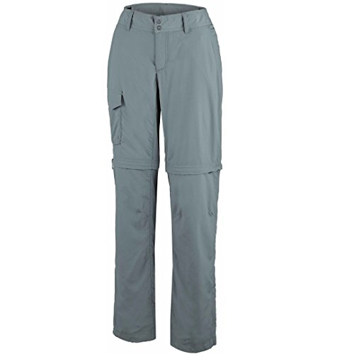 Columbia Silver Ridge Convertible Pant Women sedona sage 2017 Hose lang Grau