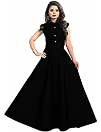 91803d033bf4 Blacks Women s Ethnic Gowns  Buy Blacks Women s Ethnic Gowns online ...