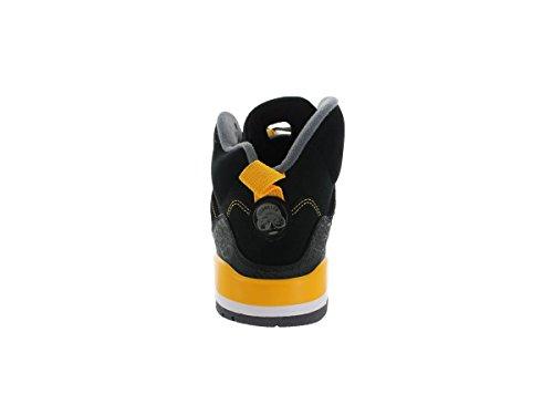 Nike Jordan Spizike, Chaussures de Sport Homme, Noir Blk-Unvrsity Gld-Dk-Gry-Wht