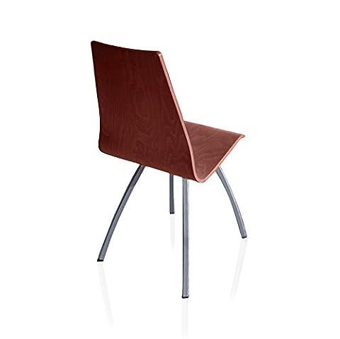 trabaldo | Chair/chaise Diva | Seat/séance en Walnut