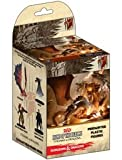 NEW Wizkids Wizards of the Coast Dungeons & Dragons Miniatures Icons of the Realms Booster pack (contains 4 figures) factory sealed by WizKids