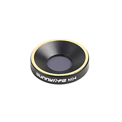Singular-Point Sunnylife ND4 ND8 ND16 ND32 CPL MCUV Lens Filter for Parrot ANAFI Drone Gimbal Camera Lens