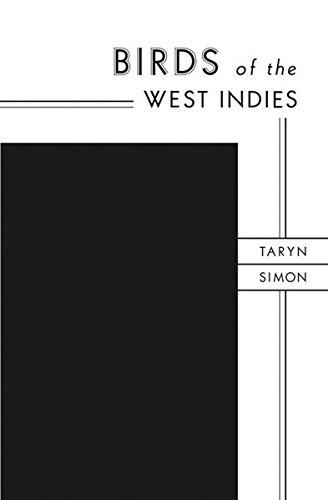 Taryn Simon: The Birds of the West Indies por Daniel Baumann