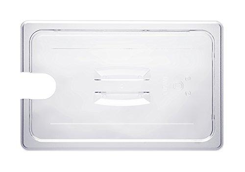 LIPAVI C15L-GO Deckel für den LIPAVI C15 Sous-Vide Behälter, hergestellt für den VPCOK, Wancle, Aicok 1500W, Gourmia(OLD), Melissa 1300W, Unold, Tauchzirkulator
