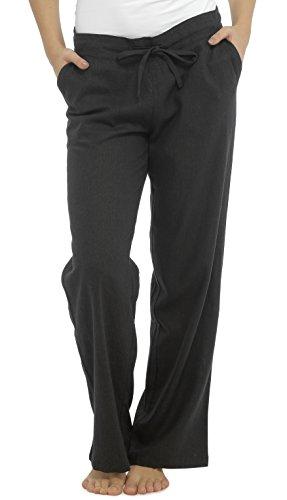 tom-franks-pantalones-con-cintura-acanalada-para-hombre-mezcla-de-lino-negro-negro-38
