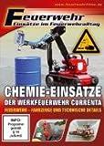 Chemie-Einsätze der Werkfeuerwehr Currenta: Feuerwehr - Fahrzeuge und technische Details