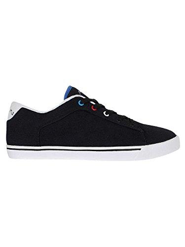 Sykum YSK8 Low Sneakers Black/White Black and White