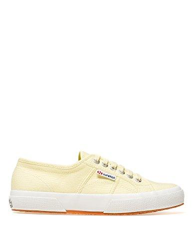 SUPERGA Women's 2750-Cotu Classic Women's Sneakers In Yellow 100% Cotton yellow