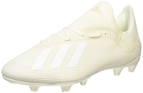 buy online 48cec dafad adidas X 18.3 FG, Zapatillas de Fútbol para Hombre, Blanco (Off FTWR White
