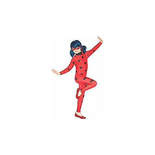 Ladybug - Classic Children's Costume, size XL (Rubie's 620794-XL)