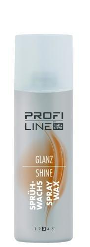 Profiline Glanz Sprühwachs 200 ml Für mehr Stand & Glanz