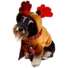 Cani & Co costumes-costume per cani di Natale renna outfit, 50,8cm/51cm
