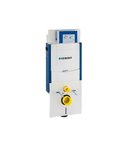 Chasse d'eau WC suspendu Geberit Combifix Sigma 12aspiration