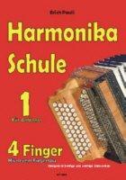 Harmonikaschule 1 - 4 Fingersystem