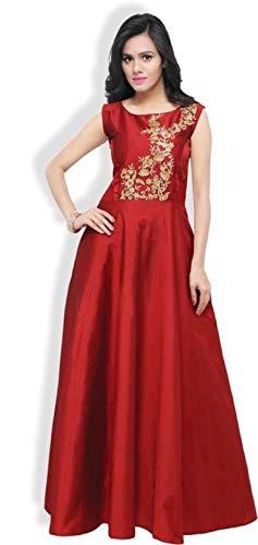 Ethnic Vila fuda gowns for women(free size)